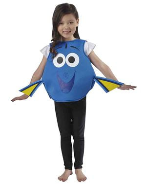Costume da Dory Alla Ricerca di Dory infantile