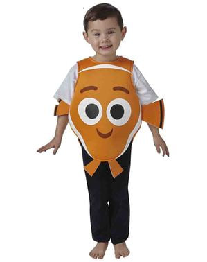 Déguisement Nemo Le Monde de Dory enfant