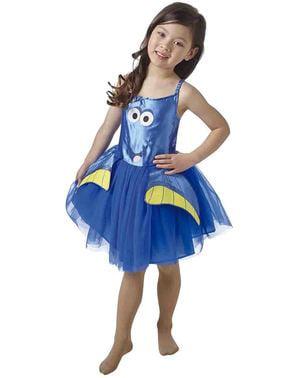 Dory fra Oppdrag Dory Kostyme til Jenter
