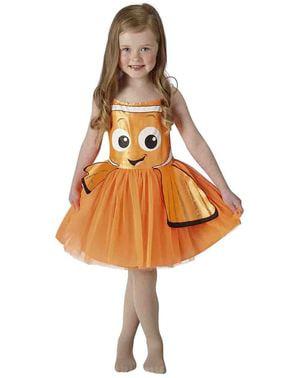 Costume da Nemo Alla Ricerca di Dory per bambina