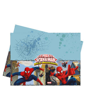 Ultimate Spiderman Web Warriors Tablecloth