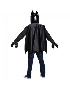 Disfraz de Batman Lego