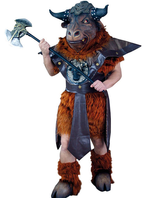 Minotaur Halloween Costume