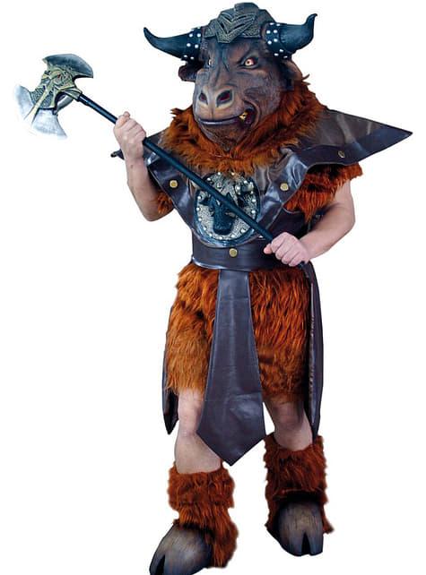 Minotaur Halloween Kostyme