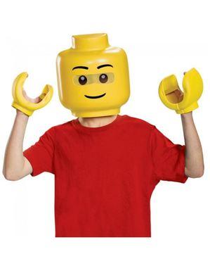 Lego kostuum set