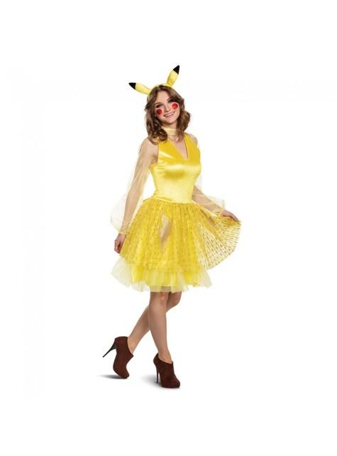 Sukienka Pokemon Pikachu