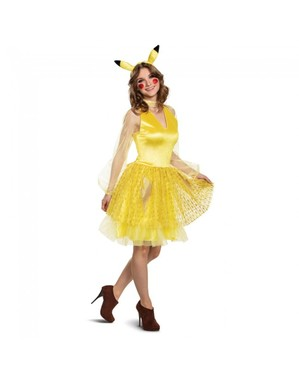 Pikachu Pokémon Dress