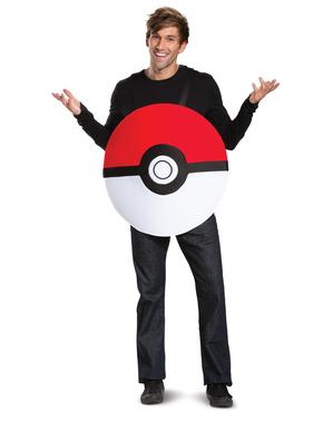 Pokémon Pokeball dräkt uppsättning