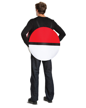 Pokémon Pokeball-kostuum
