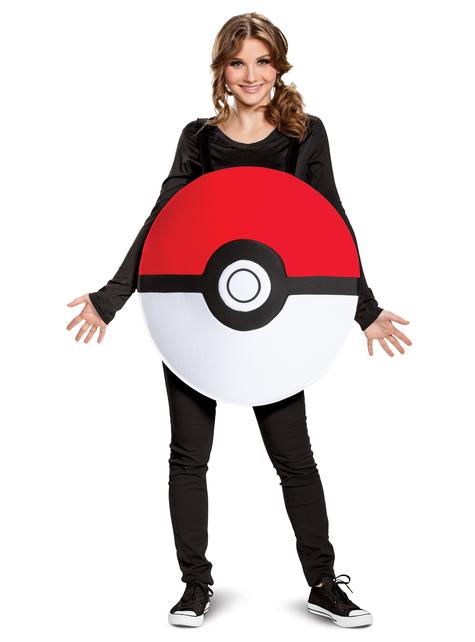 Pokémon Pokeball-kostuum