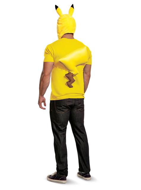 Pokémon Pikachu kostuum set voor kinderen