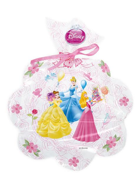 Set de 6 bolsas Disney Princess