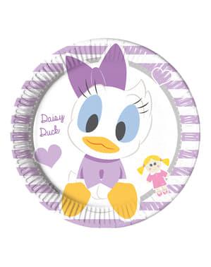 8 assiettes Infant Minnie 20 cm