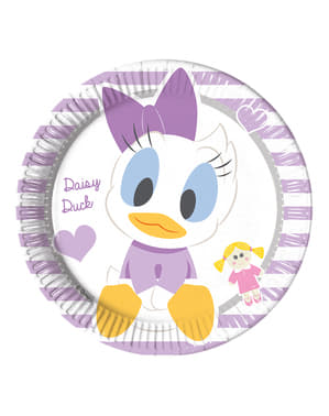 8 Infant Minnie 20cm Plates