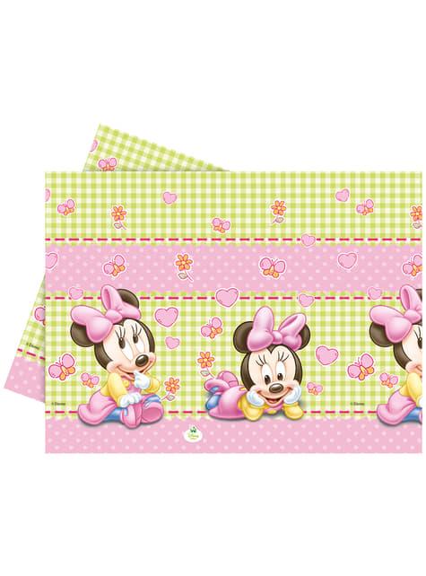 Mantel de Minnie Mouse - Baby Minnie