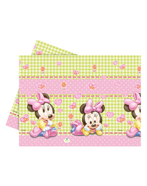 Mantel de Minnie Mouse - Baby Minnie