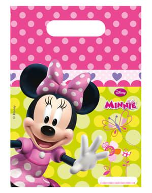 6 bolsas de chucherías Minnie Bow-Tique