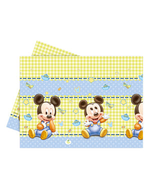 Baby Mickey Tablecloth - Baby Mickey