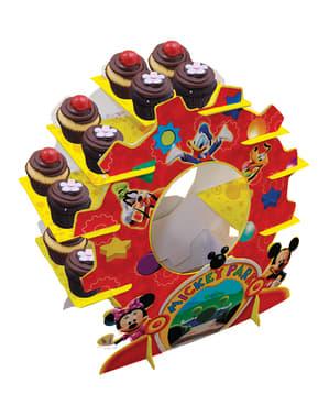 Playful Mickey cupcake holder