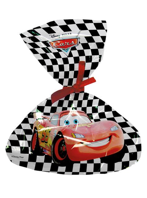 6 bolsas Cars Party Favors