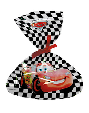 6 sachets Cars Party Favors
