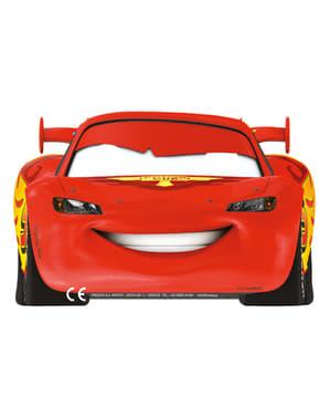 6 máscaras Carros Fórmula 1
