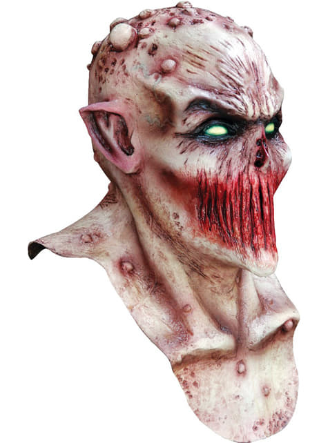 Dødelig Stillhet Halloween Maske
