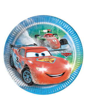 Cars Ice 8-teiliges Teller Set 20 cm