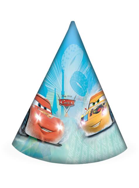 6 chapeaux Cars Ice
