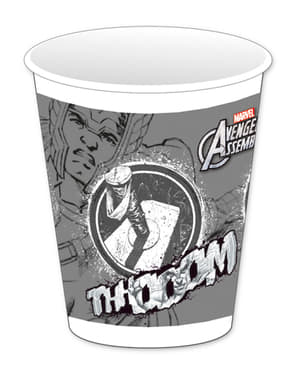 8 Teen Avengers Cups - Avengers Team
