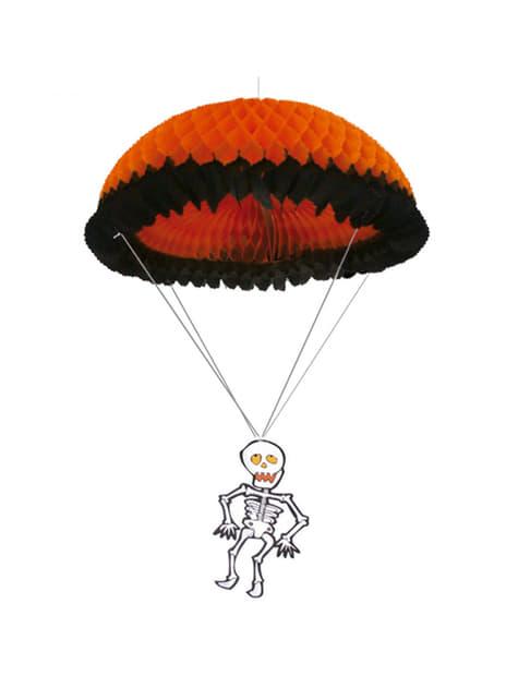 Farol esqueleto paracaidista