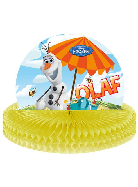 Centro de mesa Olaf Summer