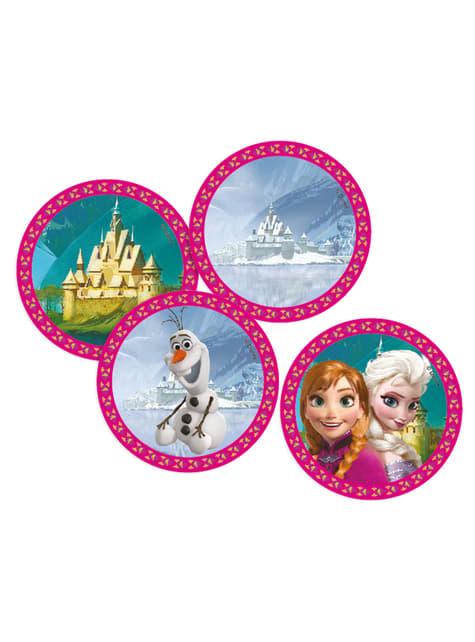Set de 14 gramos de confeti Frozen Alpine