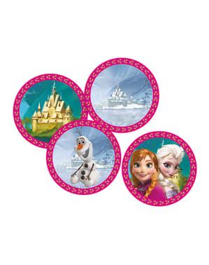 Set 14 gram confetti Frozen Alphine