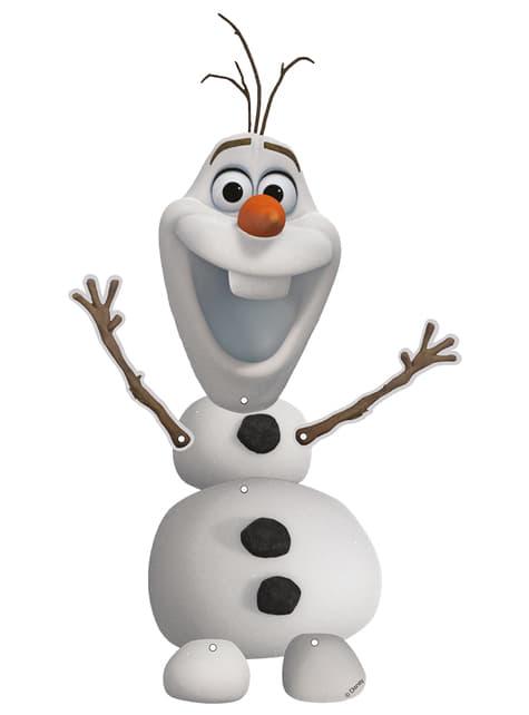 Figura decorativa de Olaf