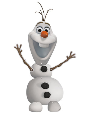 Olaf dekoratív figura