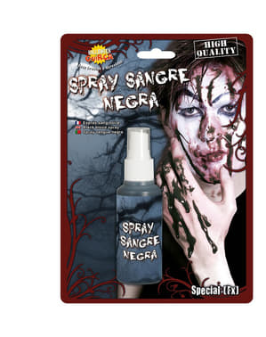 Sangue nero spray