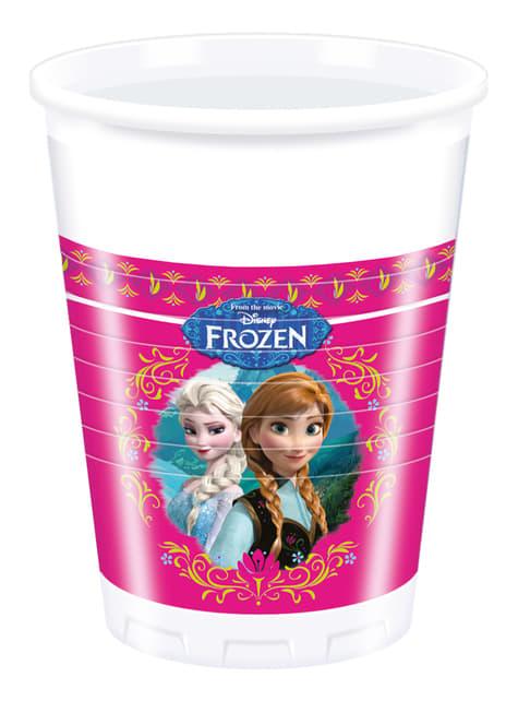 Set de 8 vasos Frozen Alpine