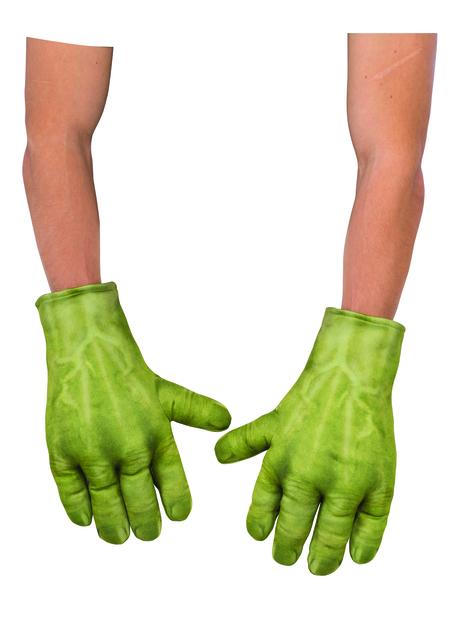 Guantes de Hulk acolchados