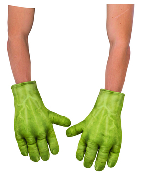 Hulk Handschuhe gepolstert