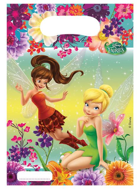 Set de 6 bolsas Fairies Magic