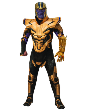 Thanos Kostyme til Menn - The Avengers