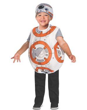 Star Wars BB-8 jelmez Babák