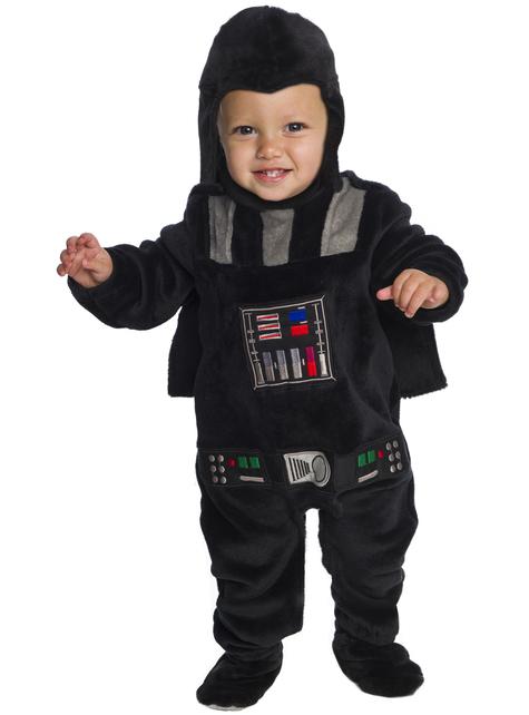 Disfraz de Darth Vader para bebé - Star Wars