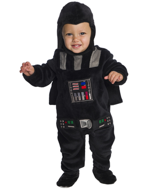 Darth Vader Costume for Babies - Star Wars