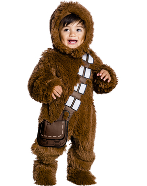 Chewbacca Costume for Babies - Star Wars