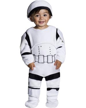 Costum Stormtrooper Star Wars pentru bebeluși