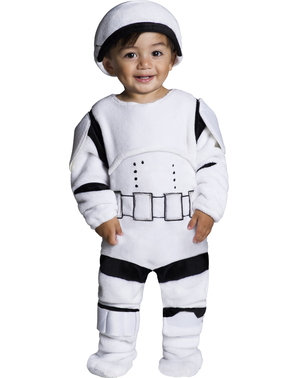 Stormtrooper Star Wars Costume for Babies