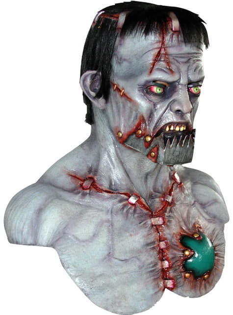 Mască frankenstein zombie