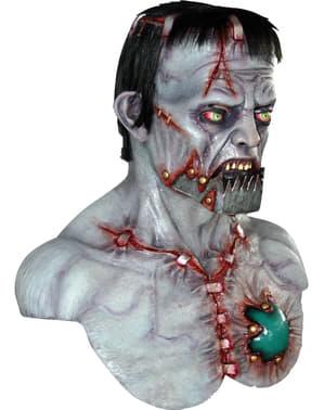 Maschera Frankenstein zombie